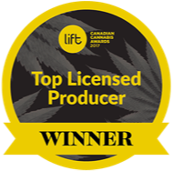 Canada's Most Award-Winning Licensed Producer